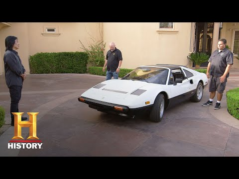 Pawn Stars 1984 Ferrari 308 Gts Season 15 History Youtube