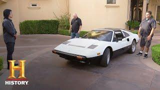 Pawn Stars: 1984 Ferrari 308 GTS (Season 15) | History
