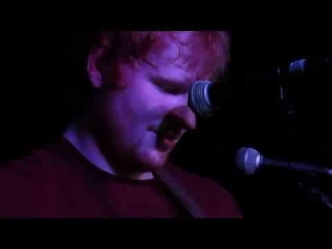 One Night - Ed Sheeran @ Mercury Lounge (New York) - 31/10/2013