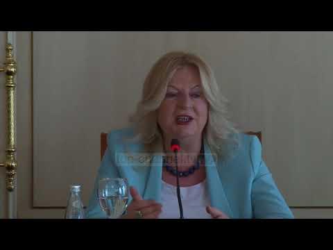 Edita Tahiri: Dialogu përfundon me njohje- Top Channel Albania - News - Lajme