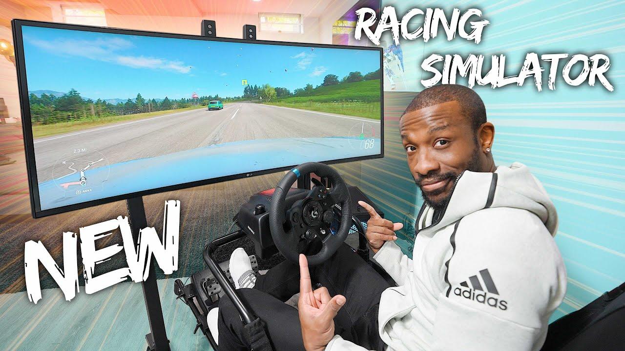 Building Your First sim Racing Setup