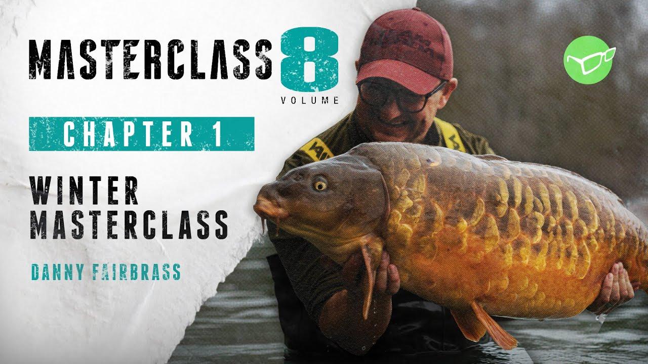 Download Korda Masterclass 8: Winter Carp Fishing | Danny Fairbrass (2021)