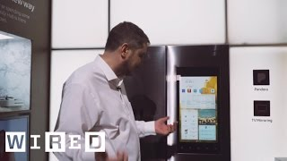 The Fridges of the Future Surf the Web and Take Pictures | WIRED