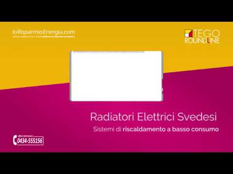 Radiatori Elettrici Svedesi Tego Video Guida Youtube