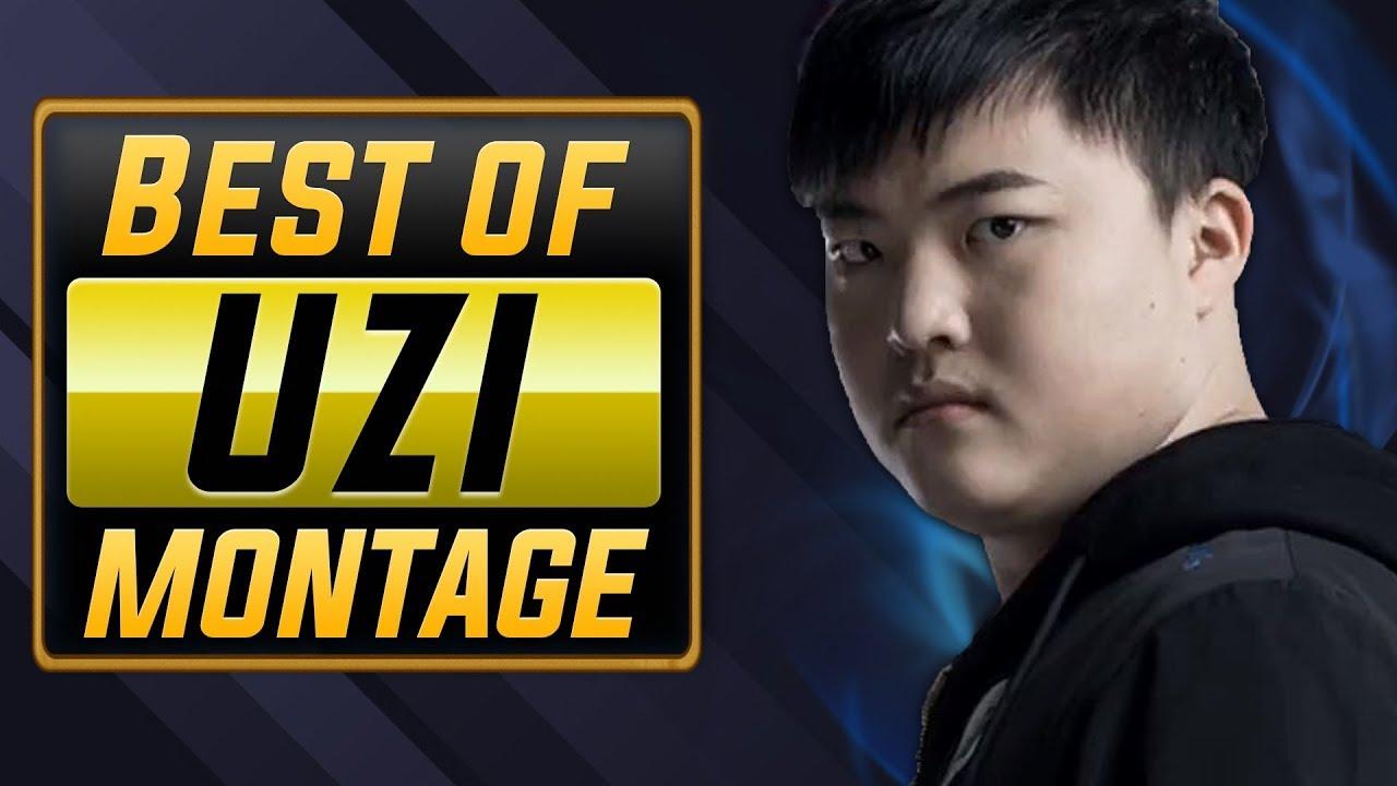 lol uzi vn第一视角_Uzi Montage Worlds Best ADC (Best Of Uzi) | League of Legends - YouTube