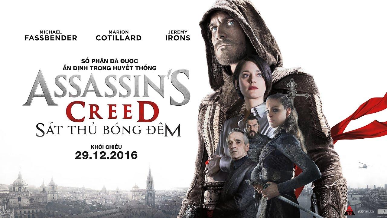 ASSASSIN'S CREED I Official Trailer 2 I Khởi Chiếu 29.12.2016