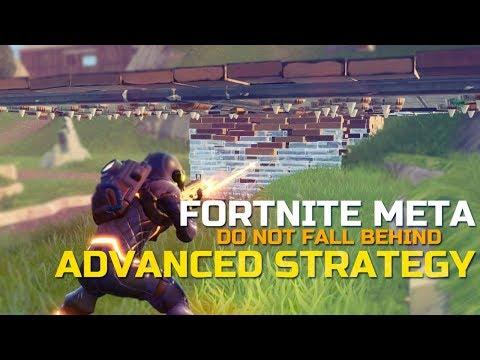 Advanced BUILDING STRATEGY Meta | Fortnite PRO Tips
