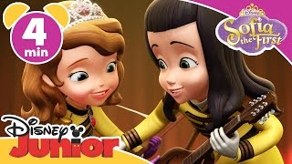 Sofia the First | Music Instructor | Disney Junior UK