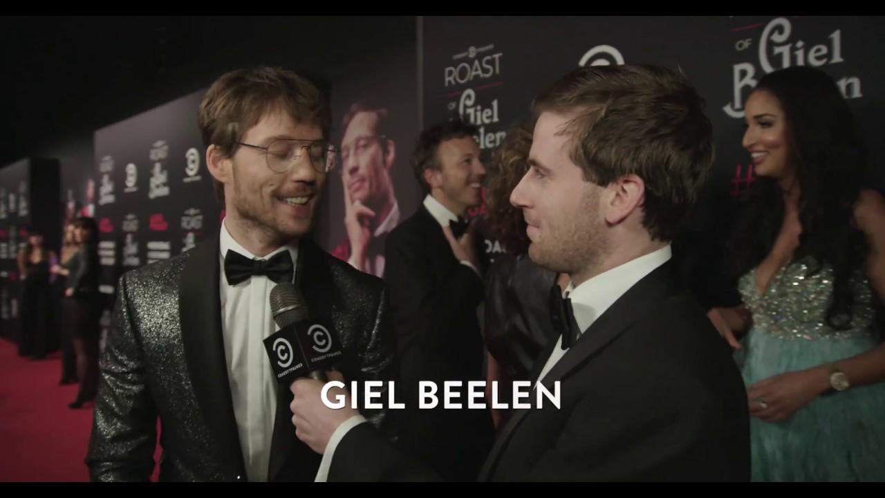 Giel Beelen Wordt Woensdag Bij Comedy Central Geroast