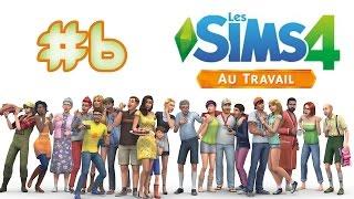 """Les Sims 4 Au Travail - FR - S2E6 : """"Promu au poste des opérations !!"""""""