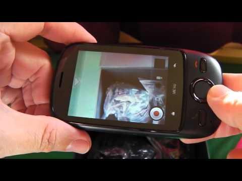 T Mobile Pulse Mini overview & Video Sample