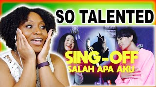 Download lagu LIR 7 - Salah Apa Aku (SING-OFF) vs Indah Aqila #EntahApaYangMerasukimu - REACTION | Drew Nation