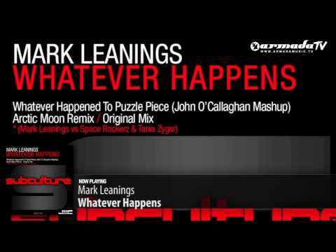 Mark Leanings - Whatever Happens (Original Mix)