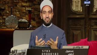 بالفيديو.. «عبد الجليل» يكشف «لماذا تكتب الملائكة أعمالنا؟»