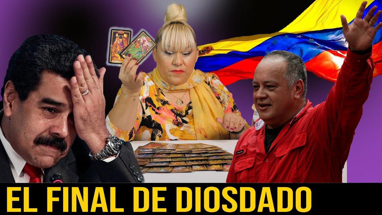 EL FINAL DE DIOSDADO CABELLO CON NICOLAS MADURO EN VENEZUELA
