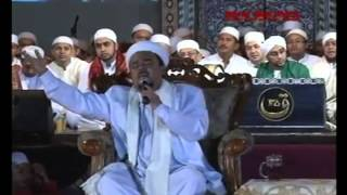 Habib Rizieq Sholatulloh Di Majlis Nurul Musthofa Monas