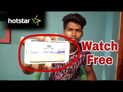 How To Watch Live Match On Hotstar In Telugu 2020