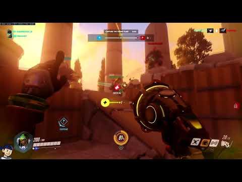 Overwatch - Fastest CTF Win