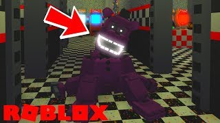 *NEU* Wird Shadow Freddy in Roblox FNAF 6 Lefty es Pizzeria Roleplay