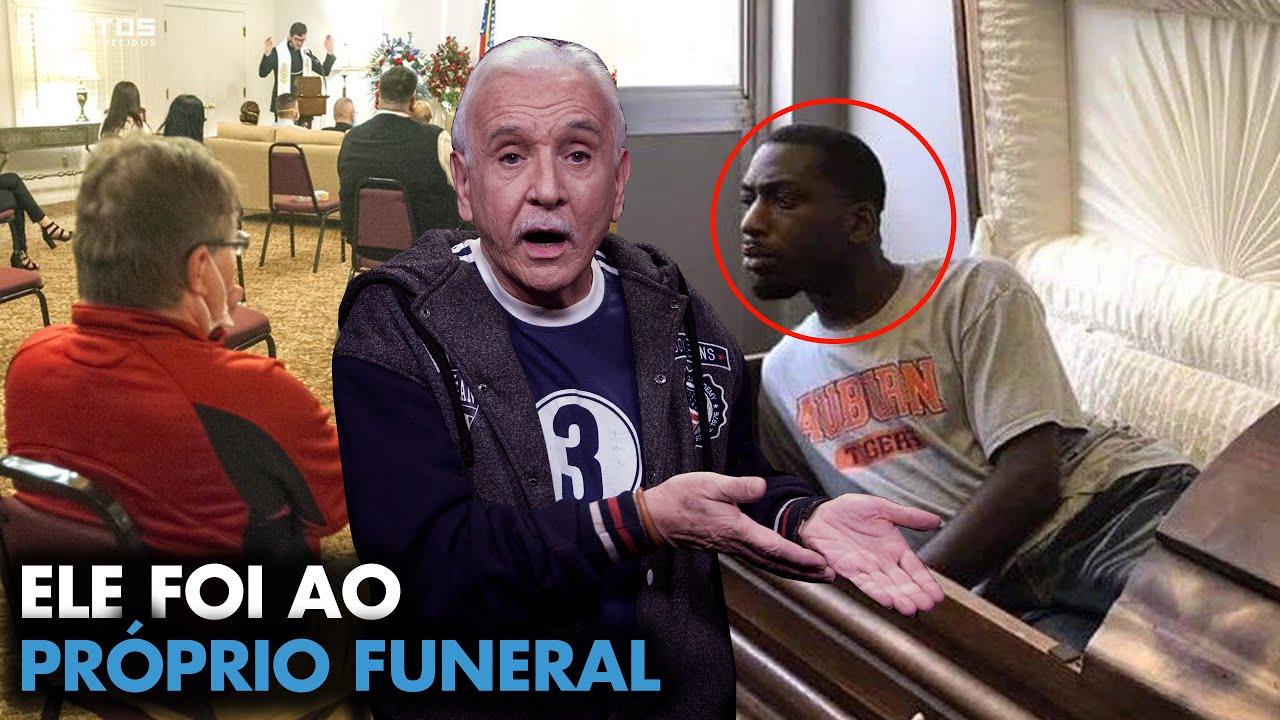 Casos de pessoas que acordaram durante os próprios funerais #2