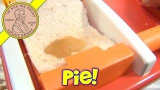Mcdonald's 1993 Apple Pie Maker Set - Making A Pie!