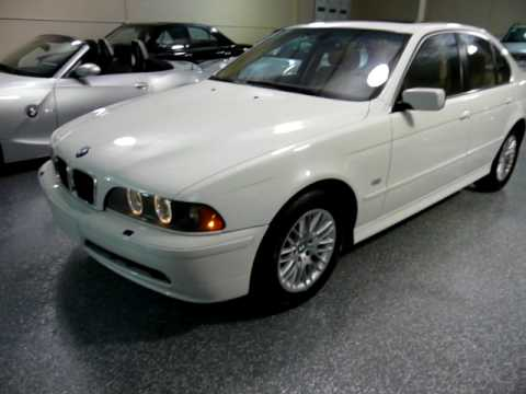 Carfax Free Report >> 2003 BMW 530i (#1905) (SOLD) - YouTube