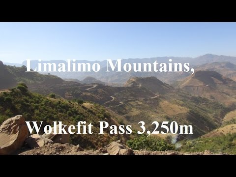 Ethiopia (The Wolkefit Pass Limalimo Mt to Aksum) Part 13