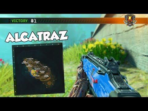 ALCATRAZ is just... INSANE!! 😳 (New Blackout Map!) - Black Ops 4