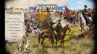 Установка мода 1860s Old America для Mount & Blade: Warband