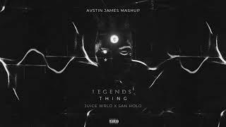 AVSTIN JAMES - Legends Thing (Juice WRLD X San Holo)