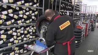 Pirelli Racing Lines Donington Park