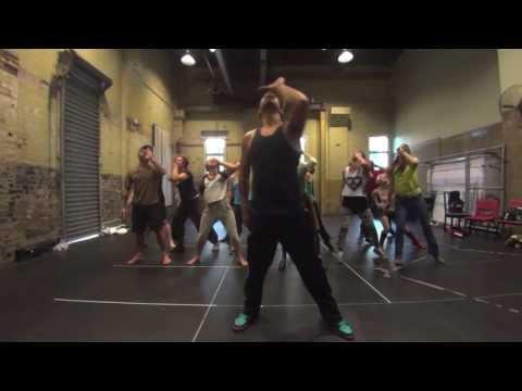 Dolly Mob CHORUS (Glastonbury 2014 - Theatre & Circus)