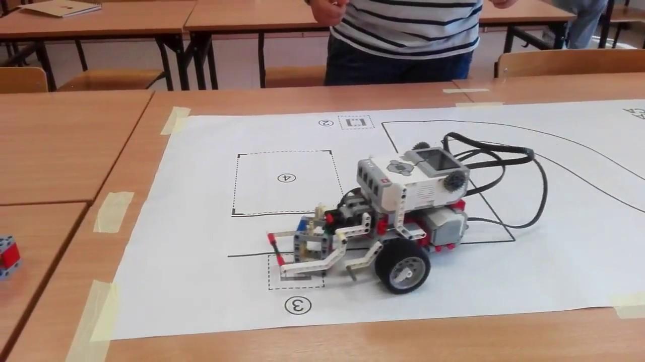 Zadanie Lego Mindstorms Ev3 Education Academia Economica Robotyka