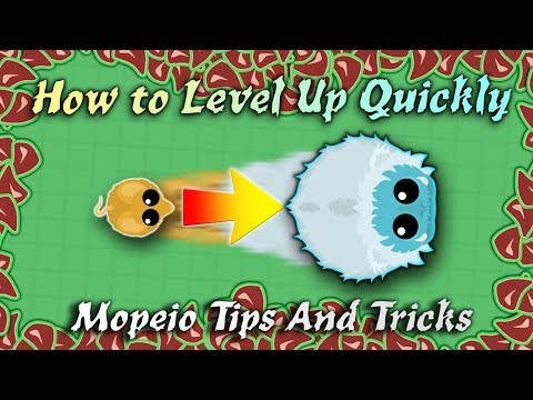 MOPE.IO HOW TO GET 1 MILLION WITHIN 15 MINS   TIPS AND TRICK TO UPGRADE QUICKLY IN MOPE.IO 2020