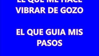 EL SEÑOR ES MI REY PISTA KARAOKE