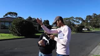 Australian Ahmadi Muslims spread the true message of Islam