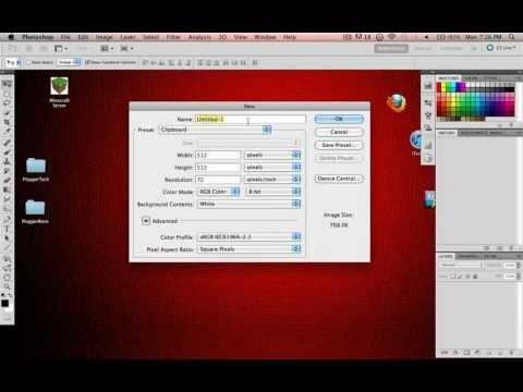 Photoshop CS5 - Lesson 1: Set up and Basic Tools