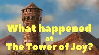 What happened at the Tower of Joy? - livestream with Joe Magician
