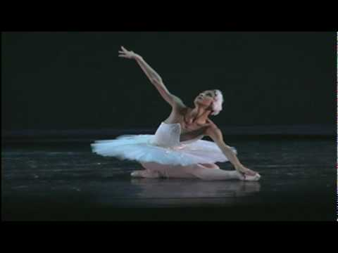 "Dying Swan from ""Carnival of the Animals"" danced by Evgenia Singur"