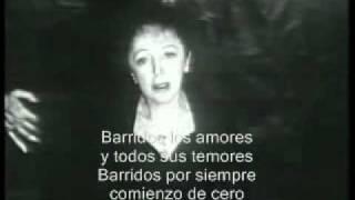 Baixar Edith Piaf Non, Je Ne Regrette Rien subtitulada