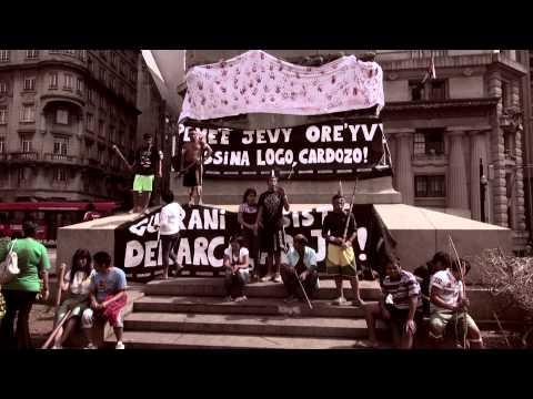 A todo povo de luta – Rap Guarani Mbya