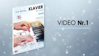 Video Nr.1 - Te Deum - Ich Lerne... KLAVIER - Christophe Astié -  F2M Editions