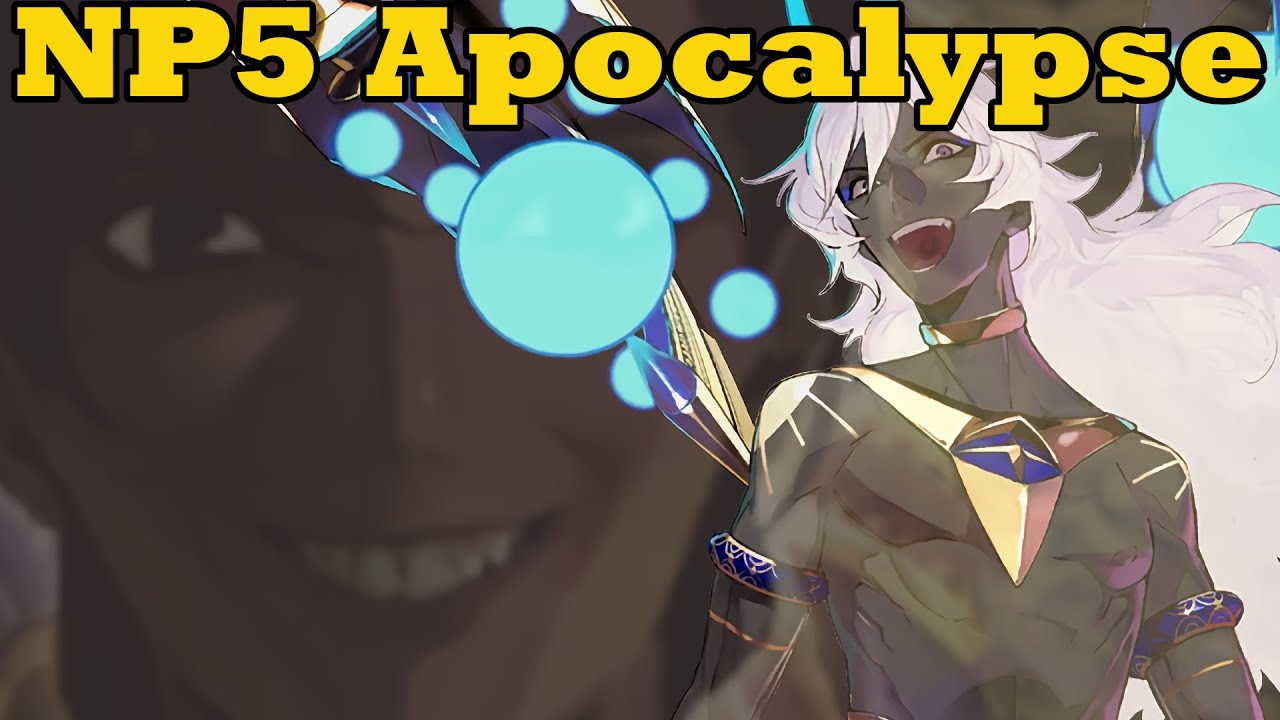 Pulling Arjuna Alter with the Power of Cursed Catalysts - FGO Money the Wasting