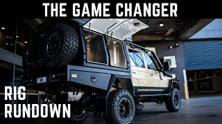 2020 Toyota Landcruiser Full Vehicle Build by Shannons Engineering