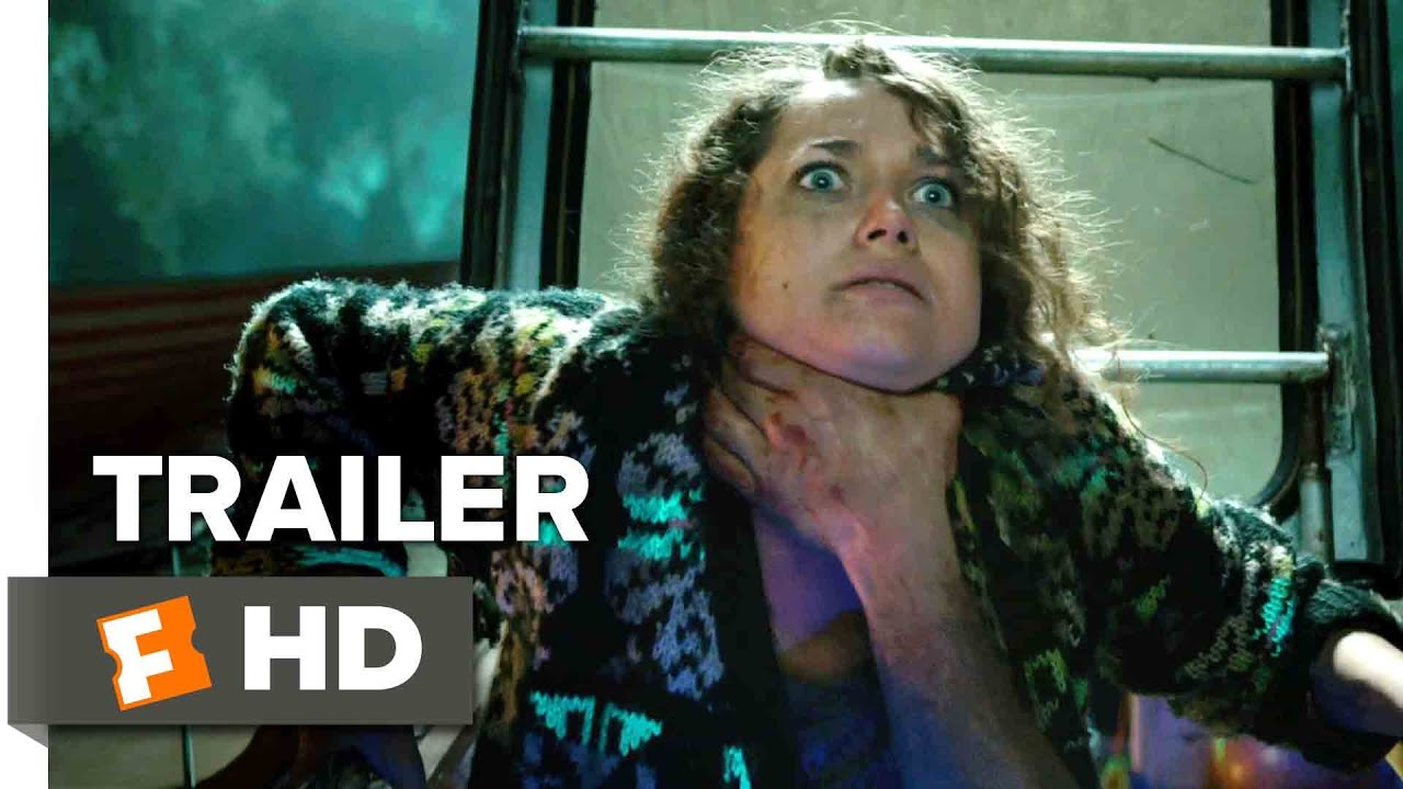 Summer Camp Official Trailer 1 (2016) - Jocelin Donahue Horror Movie HD