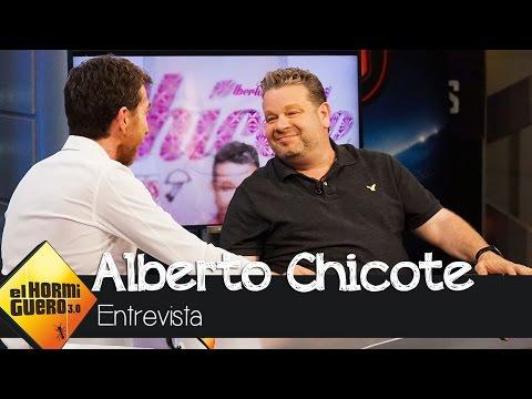 Alberto Chicote: 'He perdido 11 kilos con una dieta' - El Hormiguero 3.0