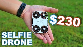 World's Smallest 1080P Brushless Selfie Drone - AirSelfie E03 - TheRcSaylors