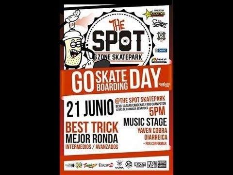 Best Trick 2013 G-zone Skatepark