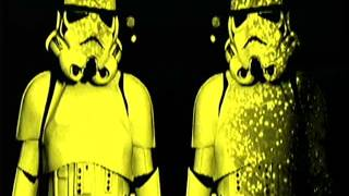 Darth & Vader - Return of the Jedi Original Mix, VJ FLOOD Video