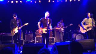 Brian Fallon & The Crowes - Black Betty & The Moon (Live @ Arena Wien)